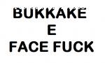 Procuramos homens para Bukkake e Face Fuck